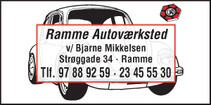 Ramme Autoværksted
