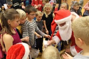 Juleafslutning den 12. december 2014
