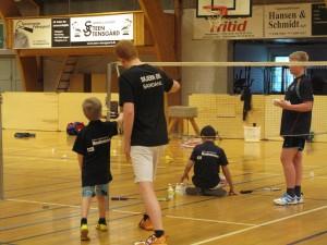 Badminton Træningslejr