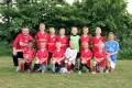 Fodboldtræning Klinkby maj 2015