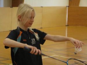 Nye badmintontiltag