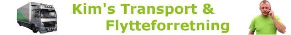 Kim's Transport & Flytteforretning