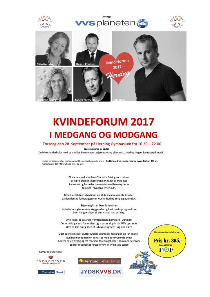 Kvindeforum 2017