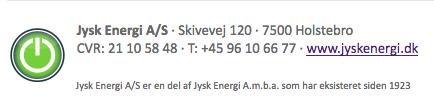 Jysk Energi A/S
