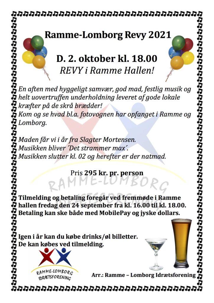 Ramme – Lomborg Revy 2021