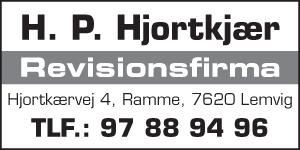 Hans Peter Hjortkjær