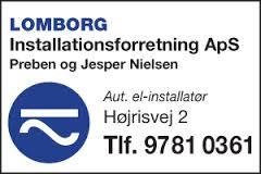 Lomborg Installationsforretning